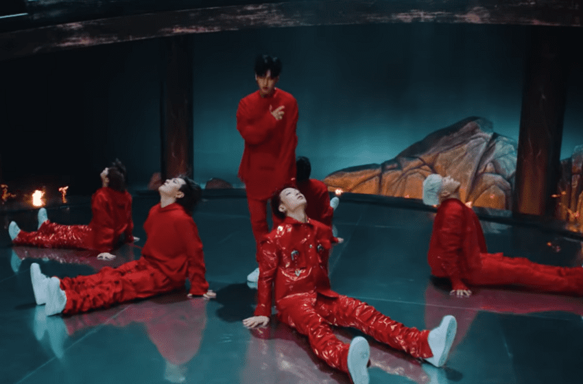 "WATCH: iKON Is Ready For A Challenge In ""Dive"" MV"