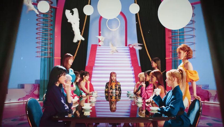 """WATCH: IZ*ONE Is In Full Bloom With """"FIESTA"""" Music Video"""