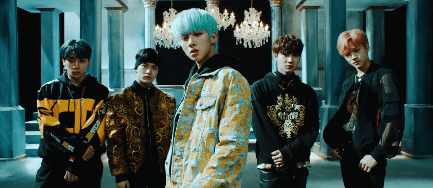 "WATCH: MCND Exudes Cool Charisma In ""ICE AGE"" Debut Music Video"