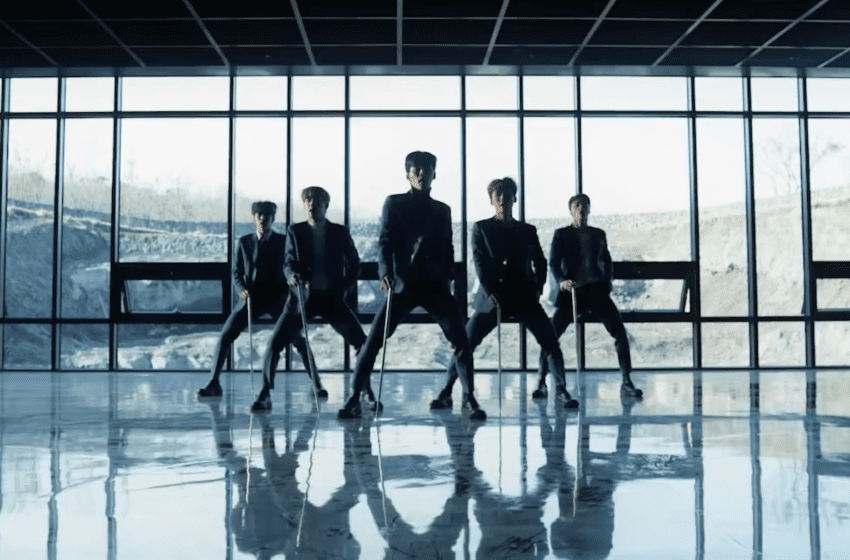 """WATCH: DONGKIZ Become Super Sleuths In MV For Funky New Track """"Lupin"""""""