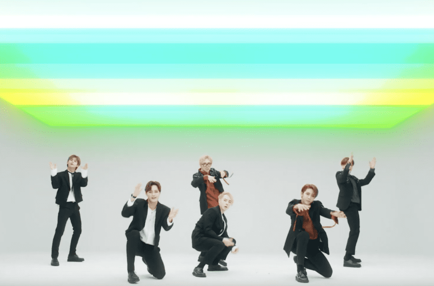 """WATCH: Japan-Based Korean Group Apeace Returns With """"Gentleman -Party All Night-"""" MV"""