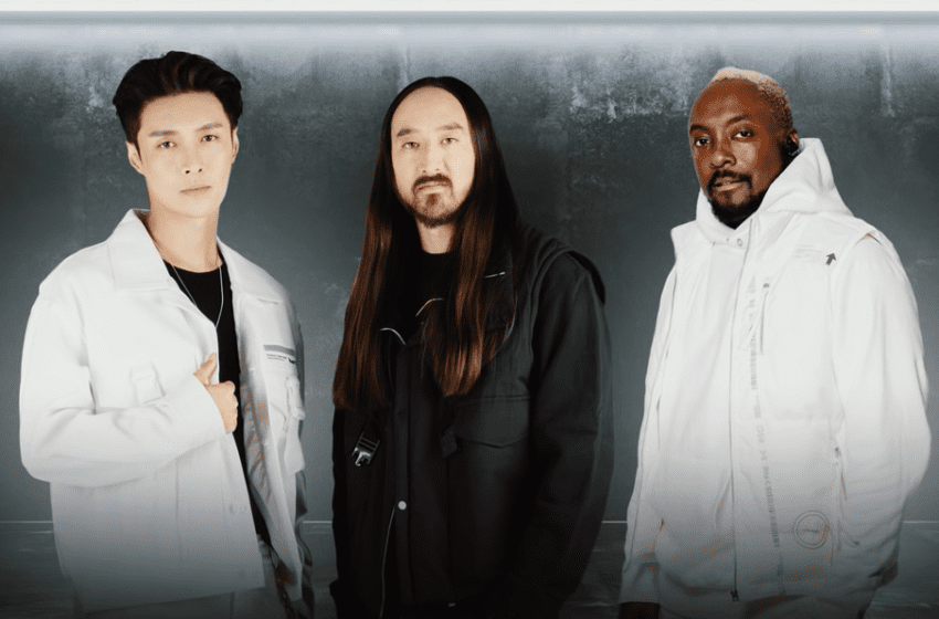 "LISTEN: Steve Aoki Drops ""Love You More"" With will.i.am And EXO's Lay"