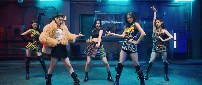 "WATCH: ITZY Remains Real And Unfazed In ""WANNABE"" Music Video"