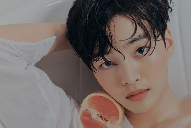 "Actor Kim Min Jae Gets ""Fresh"" In Spring Photoshoot For The Star Magazine"