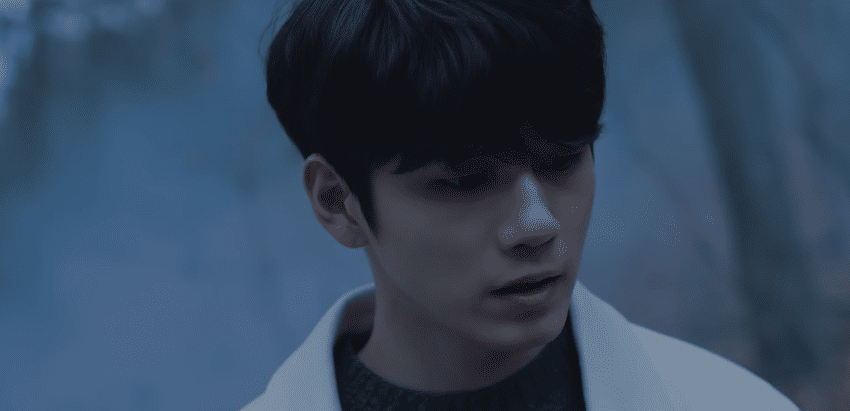 "WATCH: Ong Seong Wu Gives Chase In ""GRAVITY"" Music Video"