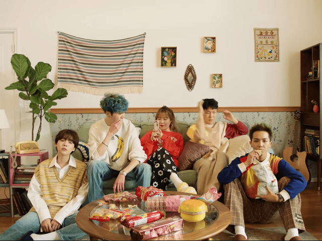 "WATCH: WINNER Draws Laughter In ""Hold"" MV Featuring AKMU's Suhyun"