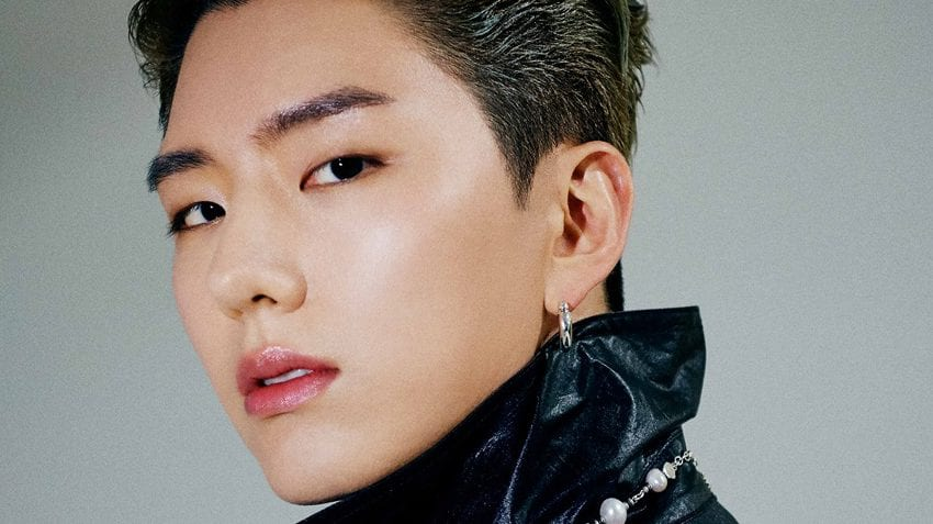 MONSTA X's Kihyun Looks Sophisticated And Fierce In New Photoshoot For DAZED Magazine