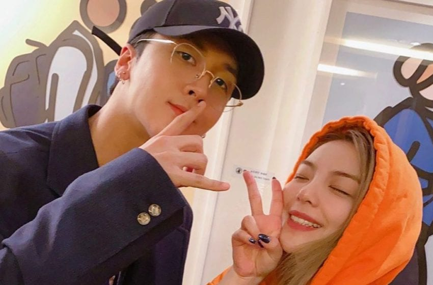 Ravi And Ailee Announce Upcoming Collaboration