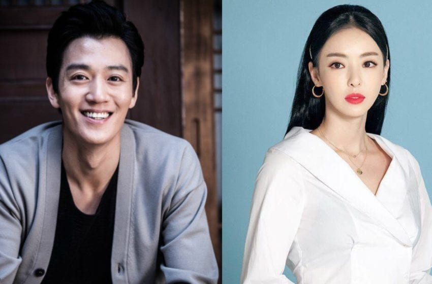 """Kim Rae Won And Lee Da Hee Cast In Upcoming tvN Drama """"LUCA"""""""