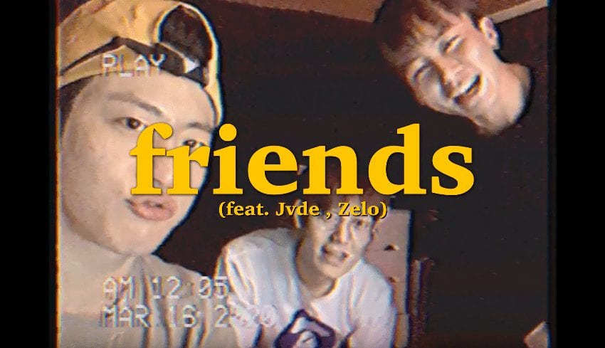 """WATCH: Feeldog Releases Music Video With """"Friends"""" Zelo And Jvde That Will Make You """"Smile"""""""