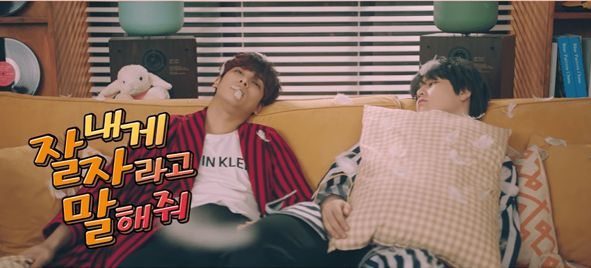 "WATCH: H&D Shows A Softer Side In ""Good Night"" MV"
