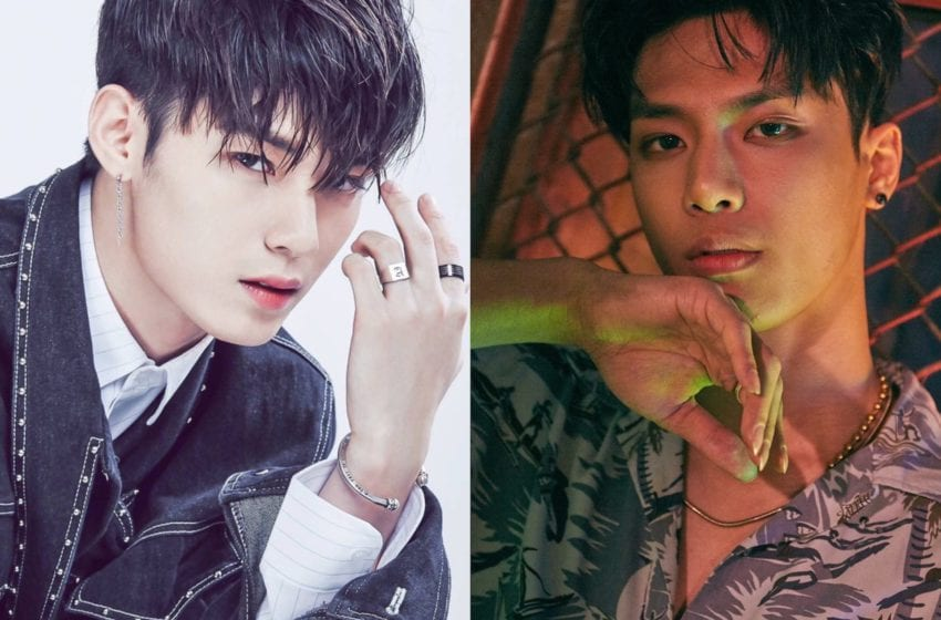 """LISTEN: Seven O'Clock's Hangyeom and TREI's Jaejun Ask """"Did You Hate Me!?"""" In Surprise Collaboration"""