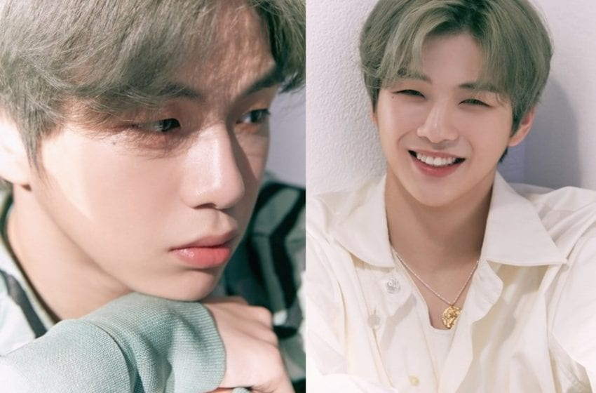 Kang Daniel Shows Off Chic Spring Fashion In New Photoshoot