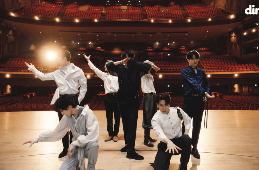 """WATCH: GOT7 Drops Special Performance Video Of """"Not By The Moon"""" In Connection With Dingo"""