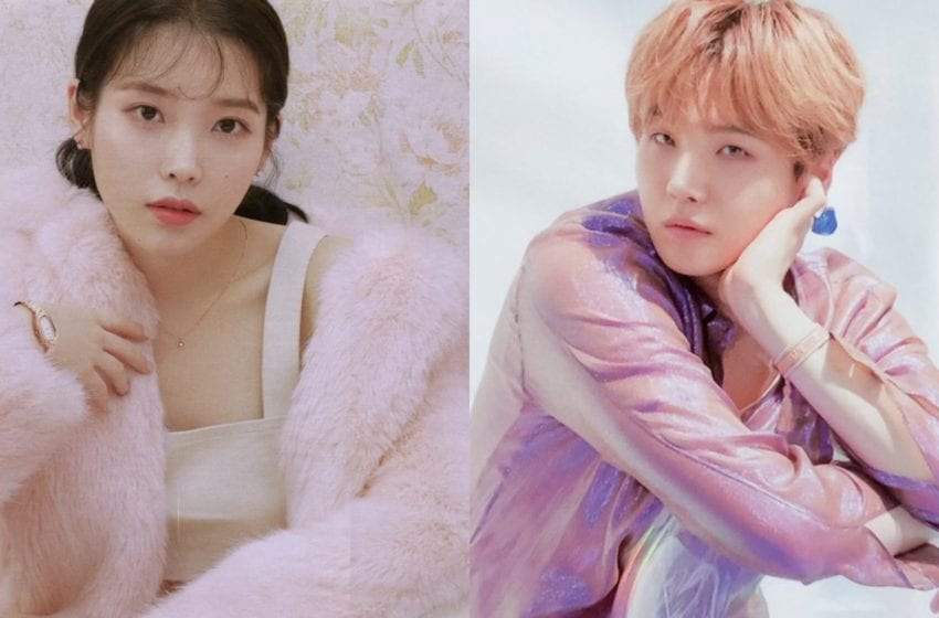 IU To Collaborate With BTS' Suga For Upcoming Single