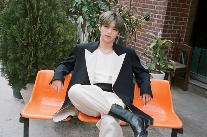 Kang Daniel Is Chic And Cool In New Editorial For GRAZIA Magazine