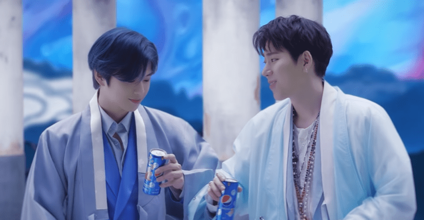 "WATCH: Kang Daniel And Zico Team Up For Special ""Refresh"" MV"