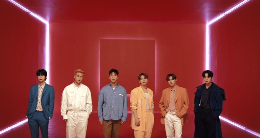 """WATCH: MONSTA X Unveils Music Video For English-Language Track """"You Can't Hold My Heart"""""""