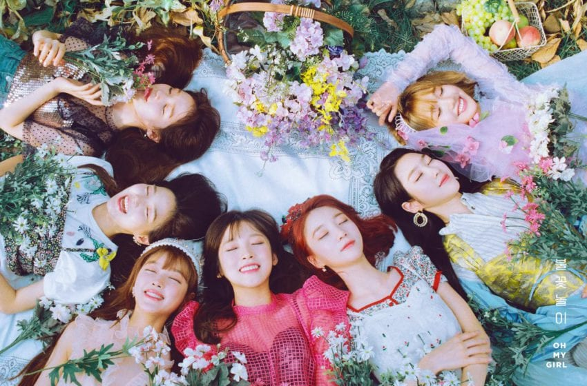 Oh My Girl Announces Comeback As Full Group Later This Month