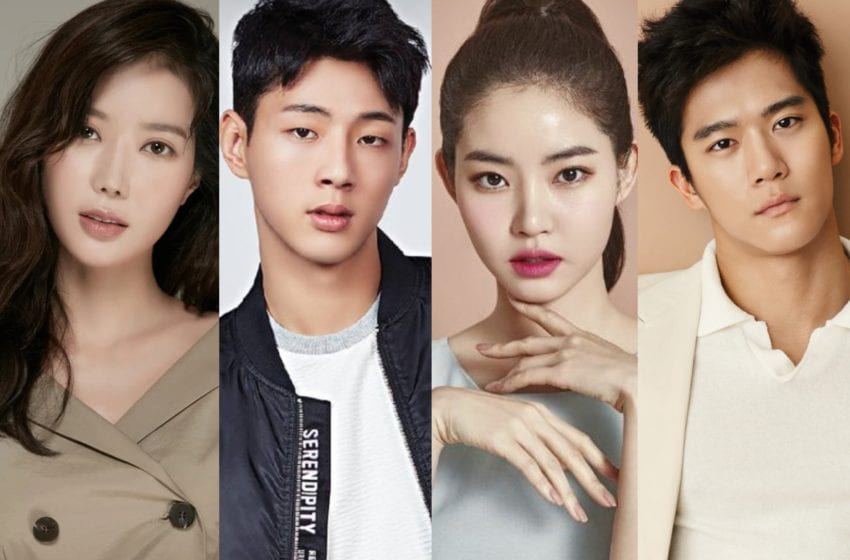 Im Soo Hyang, Ji Soo, Hwang Seung Eon, And Ha Seok Jin Cast In Upcoming MBC Drama