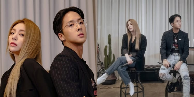 "WATCH: Ravi And Ailee Refuse To Revisit The Past In ""What About You"" Collaboration"