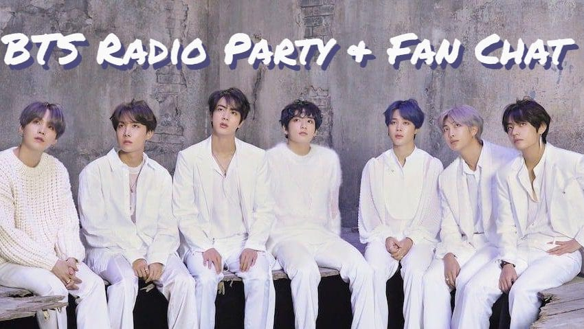 Join WTK Radio For A BTS Radio Broadcast And Fan Chat!