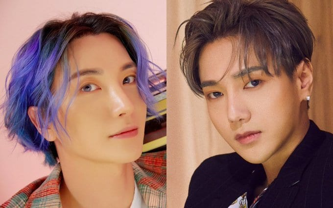 "Super Junior's Leeteuk And Yesung To Host New Japanese Variety Show ""Super Junior's IDOL Vs. IDOL"""
