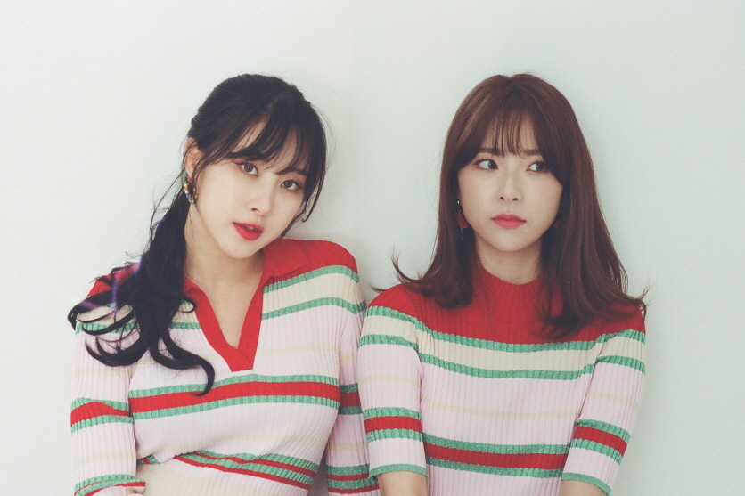 "LISTEN: Former 9MUSES' Hyuna And Hyemi Go ""Walking"" In City Pop Collaboration"