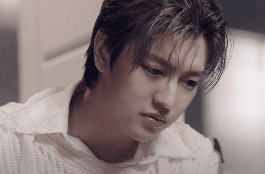 "WATCH: Cross Gene's Shin Wonho Says ""Trust Me""  In Emotional Self-Produced Song"