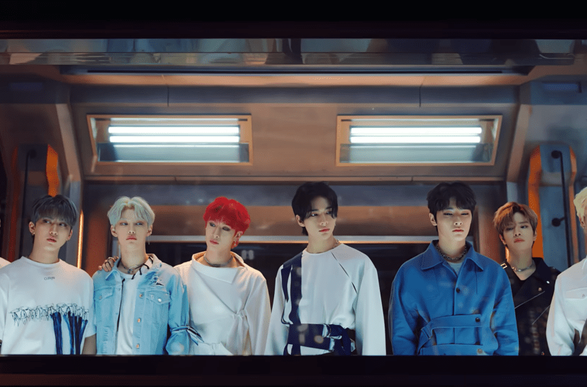 """WATCH: Stray Kids Fights Against An Unseen Enemy In MV For Japanese Version Of """"TOP"""""""