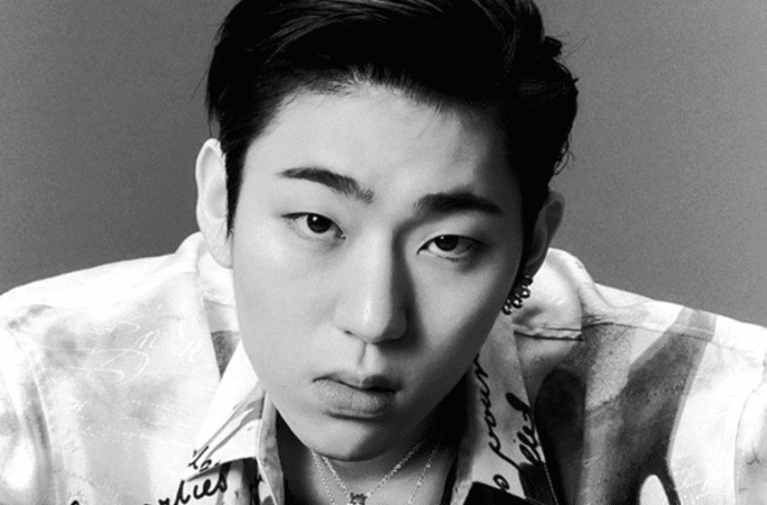"Zico Talks ""Any Song"" Success And KOZ Entertainment Future While Showing Off Chic Fashion For ARENA HOMME+"