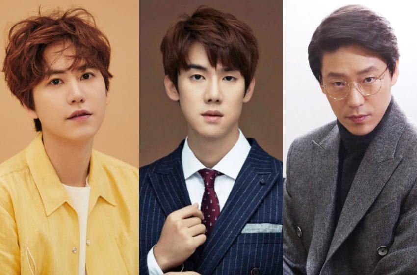 "Kyuhyun, Yoo Yeon Seok, Uhm Ki Joon, And More Confirmed As Cast For 20th Anniversary Run Of The Musical ""Werther"""