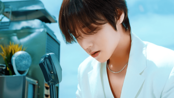 "WATCH: Park Jihoon Drops ""Wing"" MV Ahead Of Comeback"