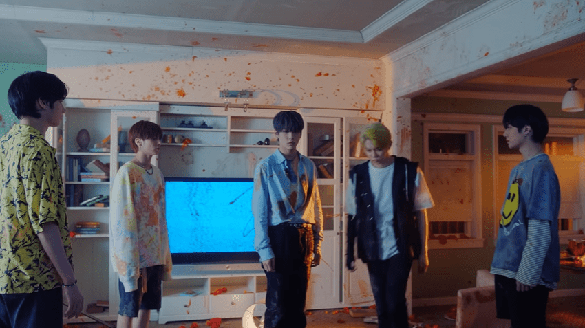 """WATCH: TXT Embraces A Somber Side of Friendship In """"Can't You See Me?"""" MV"""