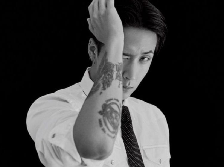VIXX's Ravi Shows Chic Confidence In 1st Look Pictorial