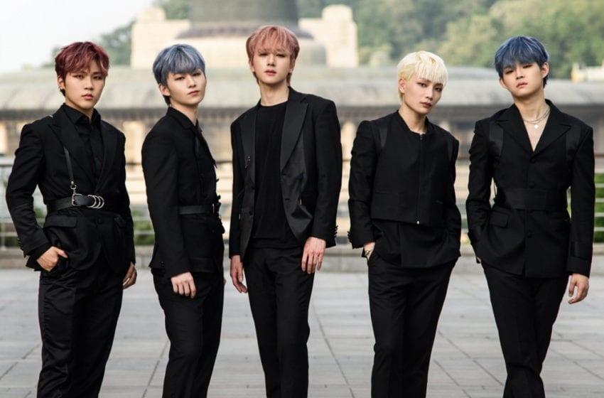"""LISTEN: New Boy Group F.ABLE """"Burn It Up"""" In Fiery Debut"""