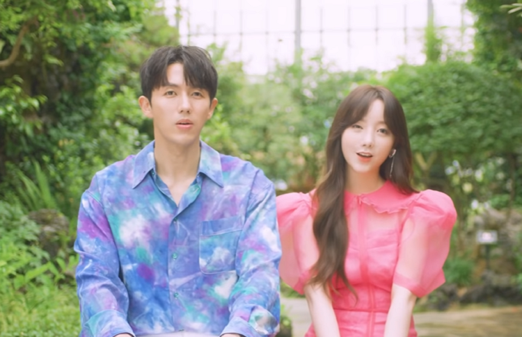 """WATCH: 2AM's Seulong and Lovelyz's Kei Collaborate In """"Female Friend"""" Music Video"""