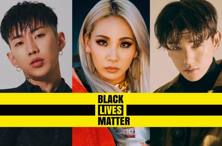 OPINION: Should K-pop Artists Speak Up About Black Lives Matter?