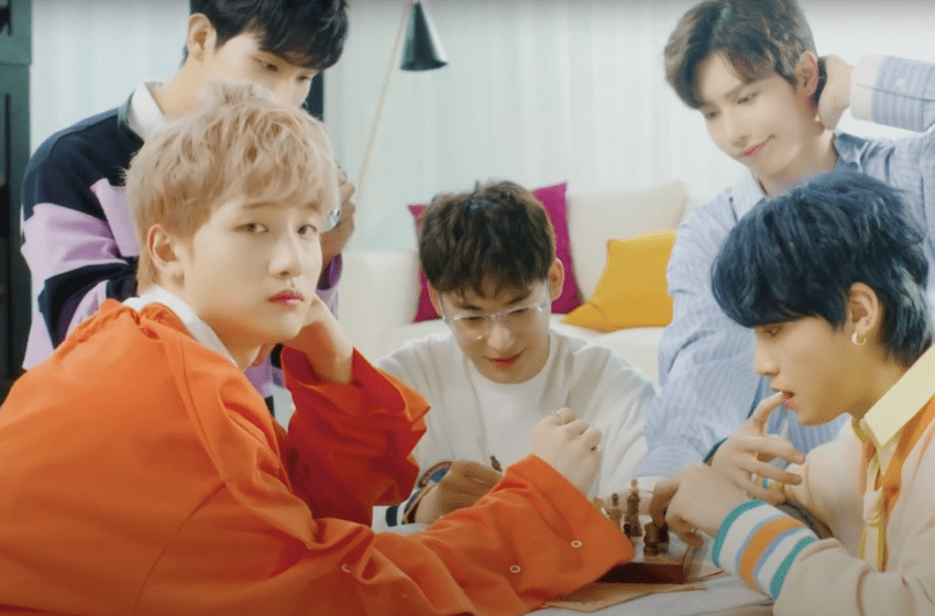 """WATCH: AWEEK Expresses Their Love In """"One Four Three"""" MV"""