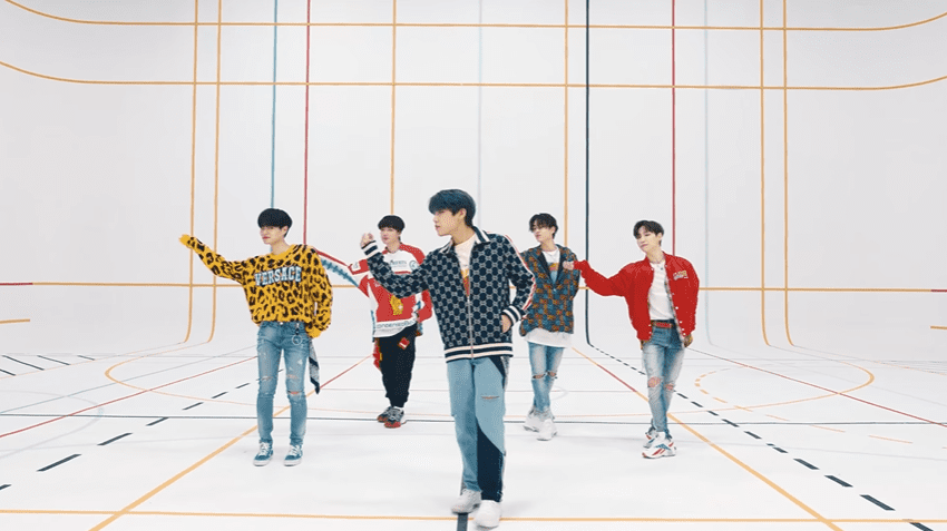 """WATCH: AB6IX Stubbornly Searches For Clues In Playful """"The Answer"""" MV"""