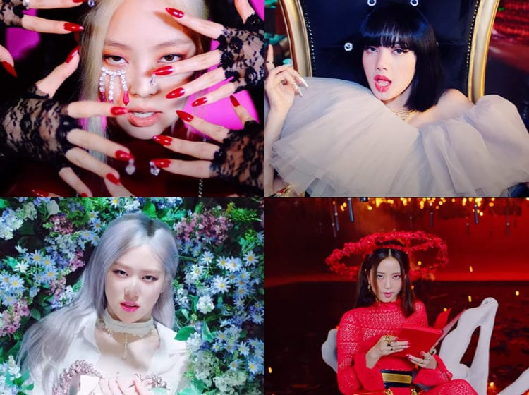 "WATCH: BLACKPINK Is Back In Your Area With Commanding ""How You Like That"" Music Video"