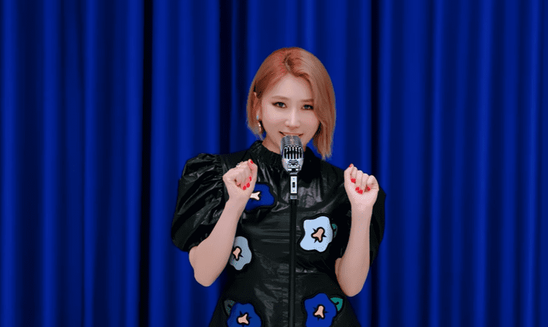"""WATCH: Brown Eyed Girls' JeA Teams Up With MAMAMOO's Moonbyul And IU For """"Greedyy"""""""