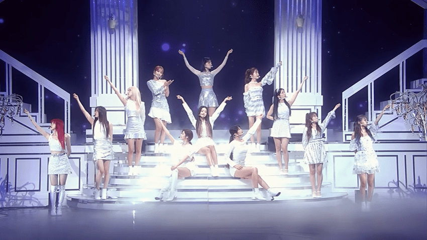 "WATCH: IZ*ONE Drops ""Welcome"" And ""Secret Story of the Swan"" Performance Film For Their Comeback"