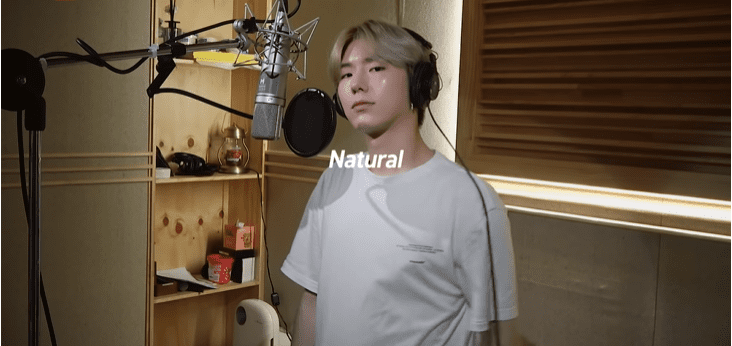 "WATCH: Monsta X's Kihyun Drops Cover For Imagine Dragons' ""Natural"""