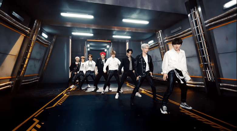 "WATCH: Stray Kids Pre-Releases Korean Version Of ""TOP"" MV"
