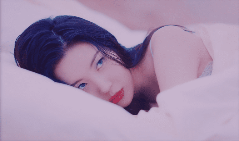 "WATCH: Sunmi Laments About Love In ""pporappippam"" MV"