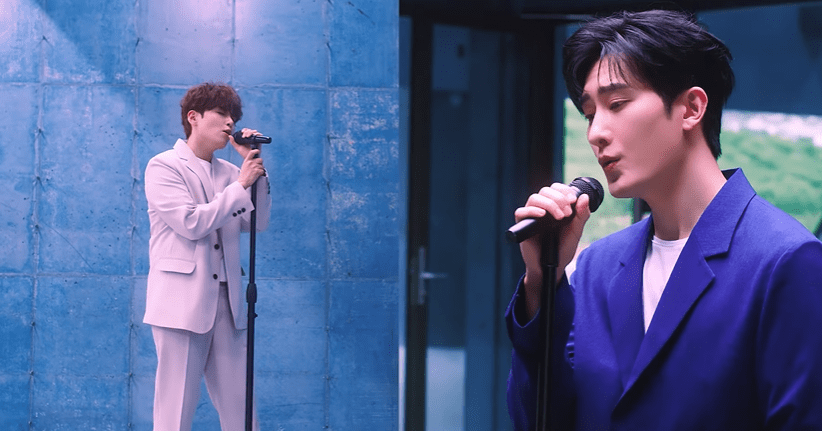 """WATCH: Super Junior-M's Zhoumi And Ryeowook Express Their Sentimentality In """"Starry Night"""" Special Videos"""