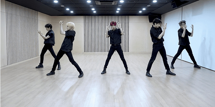 "WATCH: TXT Reveals Choreography Video For ""PUMA"""
