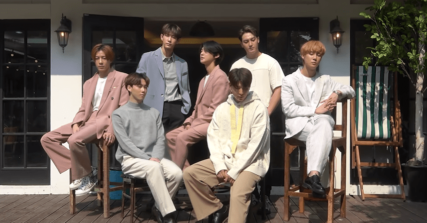 "WATCH: VAV Gifts Fans With Emotional ""You taught me love (Prod. Lou)"" Special English Clip"