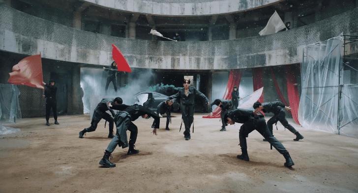 "WATCH: VICTON Expresses Conflicting Desires In Intense ""Mayday"" Music Video"